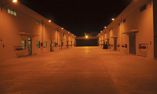 <span>Warehousing</span>
